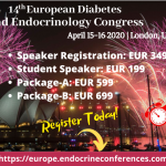 14th European Diabetes and Endocrinology Congress